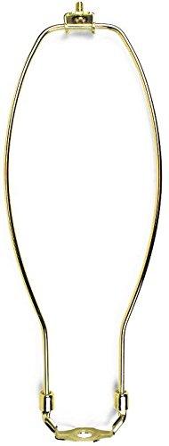 "Orrco (Jandorf) 60123 Harp 12"" Brass Pk/1"