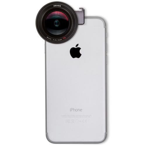 ExoLens with Optics by ZEISS Mutar 2.0X Asph T Telephoto Lens for iPhone 7