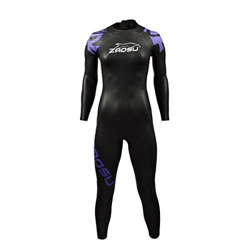 ZAOSU Z-Training Neoprenanzug für Damen - Triathlon Wetsuit für Einsteiger, Größe:WXL