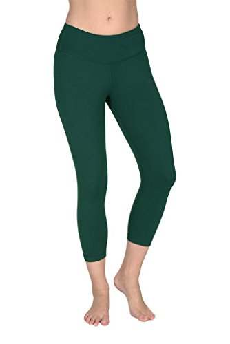 yoga pants green - 9