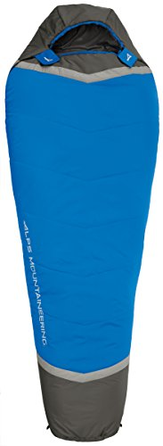 ALPS Mountaineering Aura +35 Degree Mummy Sleeping Bag, Regular