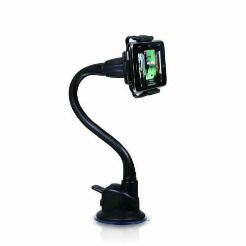 Portable, Macally mGrip Suction Cup Holder for All Portable