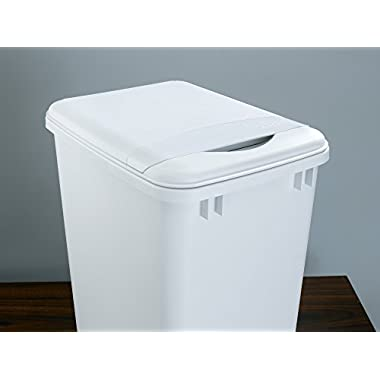 Rev-A-Shelf - RV-35-LID-1 - 35 Qt. White Waste Container Lid