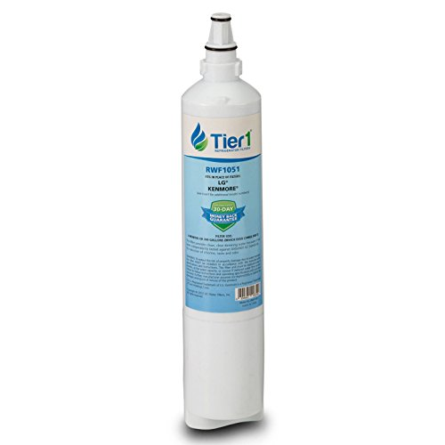 FITS Tier1 LT600P 5231JA2006A 5231JA2006B - LG Comparable Fridge Water Filter by FITS