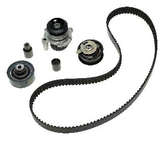 - Gates TCKWP321 Engine Timing Belt Kit with Water Pump