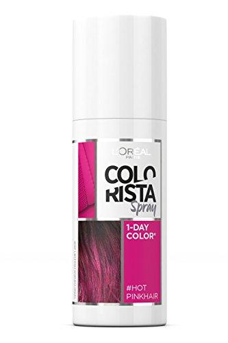 🥇 Spray Coloración Temporal Colorista 1 Hot Pink
