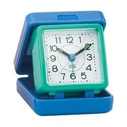 Impecca WAW25M1BG Travel Beep Alarm Clock Blue - Green