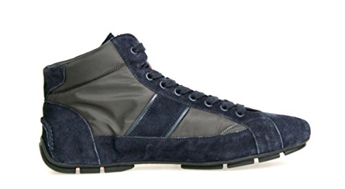 Sneaker In Pelle Prada Mens 4t2924