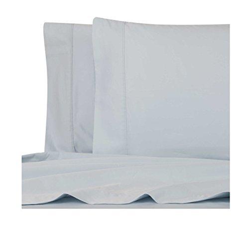 Wamsutta ''Dream Zone'' 1000-Thread-Count Sateen King Pillowcases in Sky Blue (Set of 2)