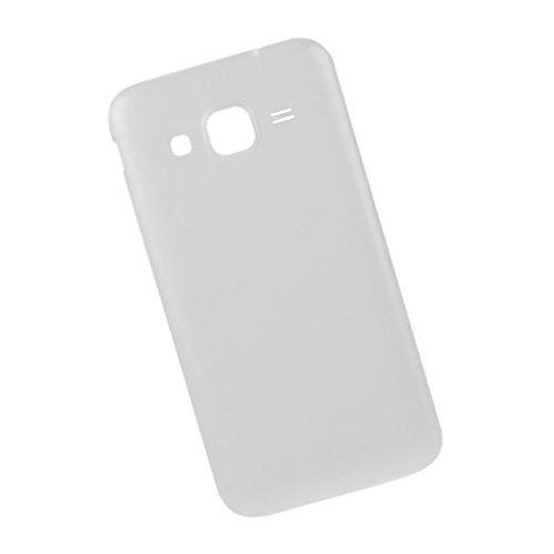 - SOMEFUN Back Cover Rear Battery Door Housing for Galaxy Core Prime / G360 G361 G361F White