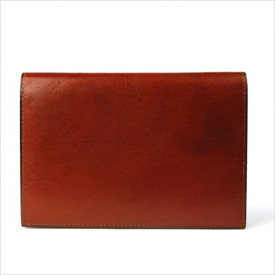 Bosca Old Leather Prescription Pad (Cognac) by Bosca (Image #2)