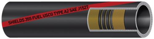 Sierra International Sierra 116-355-1124 Shields Fuel Fill Hose-1-1/2 x 12.5'