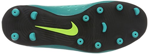 Nike Jungen 844204-374 Fußballschuhe, Blau, 37.5 EU