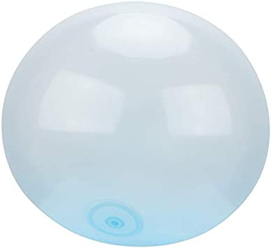 Tnfeeon Bola Inflable Gigante, Bola Inflable de Gran tamaño TPR ...