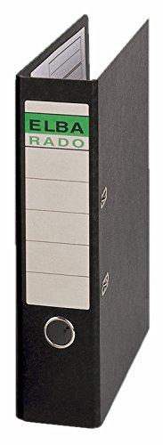 Elba 400001076 - Archivador palanca en cartón compacto, A3