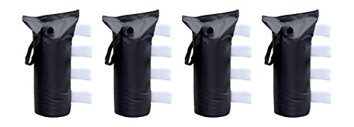 GigaTent Canopy Weights Sand Bags Portable Anchors - 4 Pack