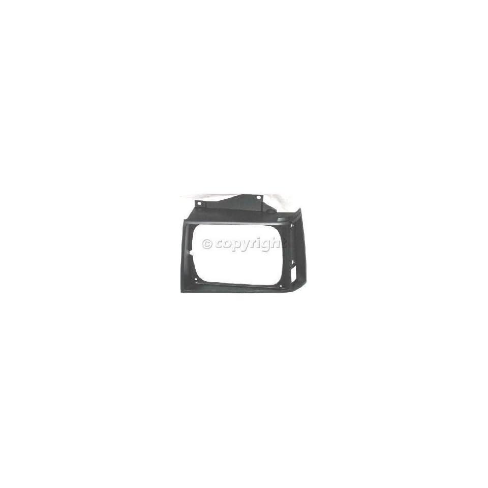 HEADLIGHT DOOR chevy chevrolet BLAZER S10 s 10 83 90 PICKUP 82 90 gmc S15 s 15 JIMMY light lamp lh