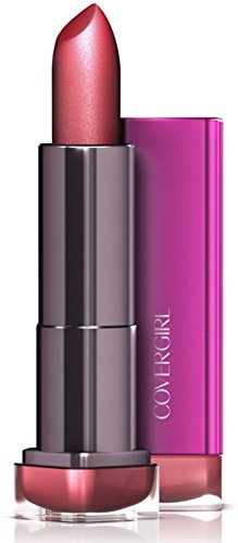 Cover Girl Colorlicious Lipstick, Ravishing Rose [410] 0.12 oz (Pack of 3) 0.12 Ounce Lipstick