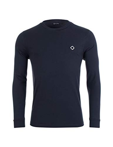 MA.STRUM - Ma Strum T-Shirt Icon Logo Navy Blue Color, used for sale  Delivered anywhere in USA