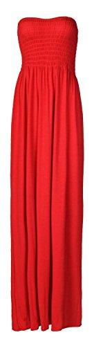 Generic -  Vestito  - Donna Rosso rosso XL