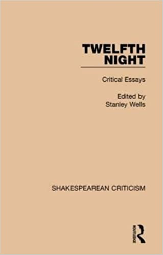twelfth night critical essays amazon co uk stanley wells  twelfth night critical essays amazon co uk stanley wells 9781138850811 books