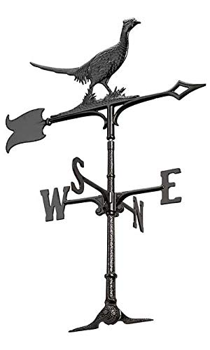 Whitehall Products Pheasant Accent Weathervane, 24-Inch, ()