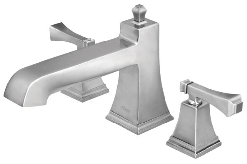 (Pegasus 65601-8004 Exhibit Series Roman Tub Faucet, Brushed Nickel )