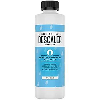 Amazon.com: Impresa Products Ice Machine Cleaner/Descaler ...