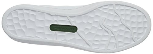 Lacoste Mens Camden New Cup S216 1 SPM Leather Trainers White t5SdLI