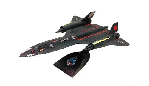 アメリカレベル 1/110 SR-71A ブラックバード デスクトップ 01187の商品画像