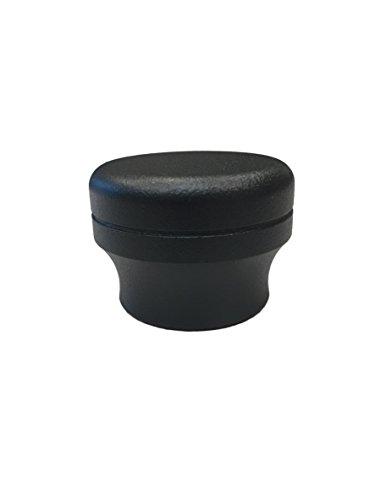 ASP Grip Cap, Textured Black Baton Cap (F Series)