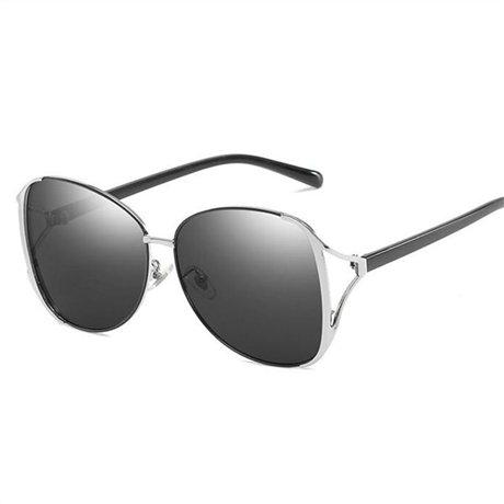 Gafas Moda Sun marca Mujer Gafas de Diseñador GGSSYY sol Uv400 Marrón conducción de de Elegante Black Gafas sol la Mujer P6XZq4n