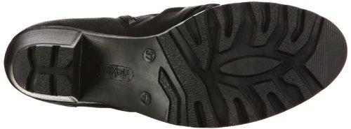 Rieker Y8063 Botines con Tacón para Mujer negro - Schwarz (schwarz 01)