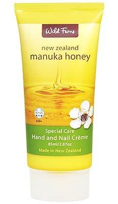 Les fougères sauvages main Manuka Honey and Nail Cream