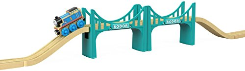 Fisher-Price Thomas & Friends Wood, Bridge Track ()