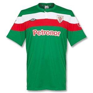 super popular e47a0 2463b Umbro 11-12 Athletic Bilbao Away Shirt - XL: Amazon.co.uk ...