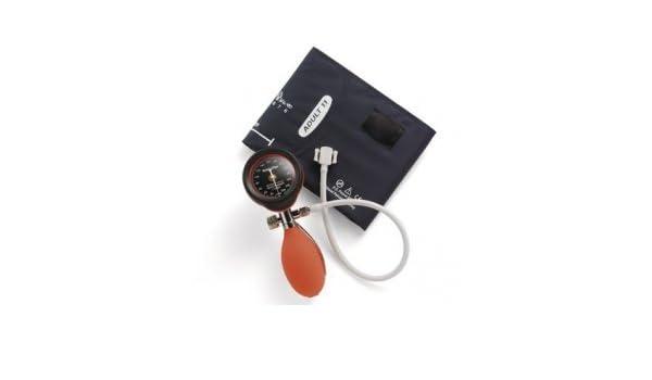 Welch Allyn Durashock DS55 serie Plata Mano Tensiómetro aneroide, rojo (ds-5541 - 149): Amazon.es: Bricolaje y herramientas