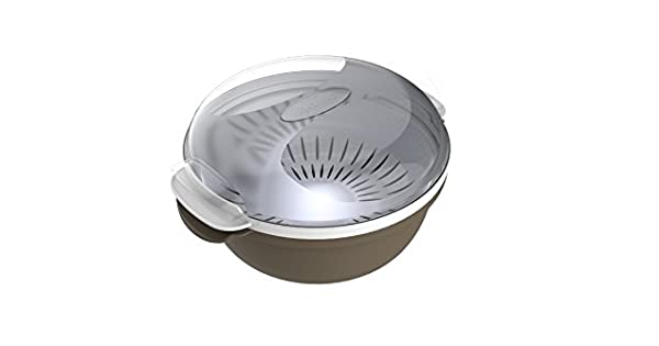 Amazon.com: Bama microondas utensilios de cocina Set ...
