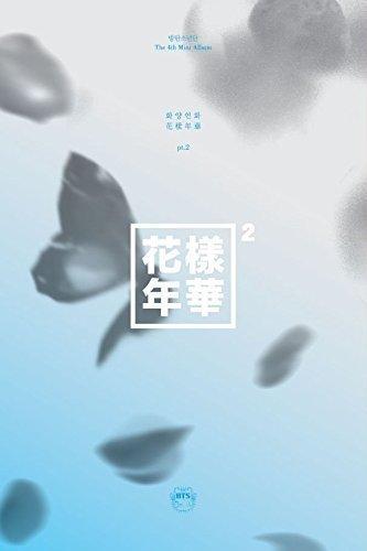 (BTS Mini Album Vol. 4 The Most Beautiful Moment in Life Pt. 2 (Blue Version))