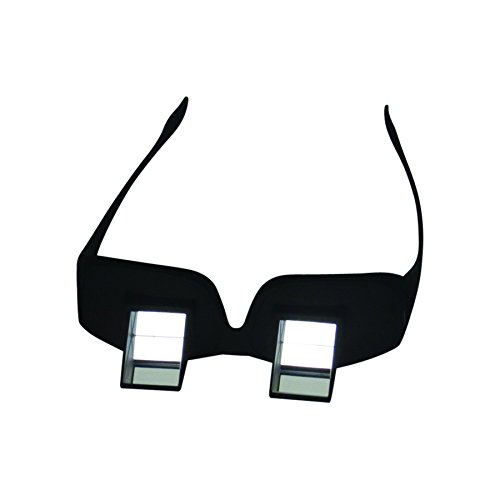 Evelots Prism Bed Specs Laying In TV Book Reading Glasses Eyeglasses Spectacles
