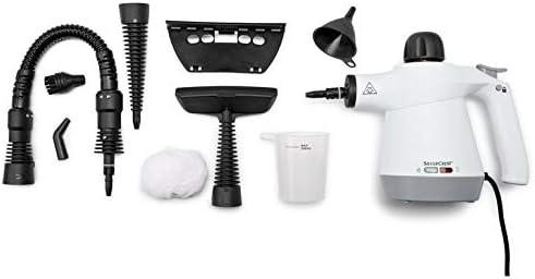 Silvercrest - Limpiador de vapor de mano: Amazon.es: Bricolaje y ...