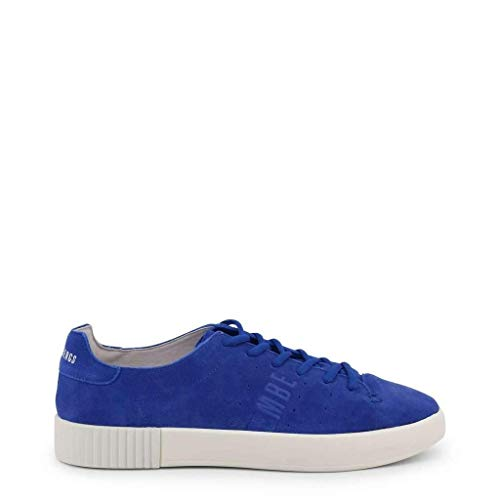 Bikkembergs Cosmos Men Blue Sneakers (Shoes Bikkembergs Men)