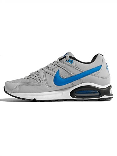 Nike Men's Air Max Command Fitness Shoes Grey (Wolf Grey/Signal Blue/Black/Wh 036) cheap good selling rqq3G