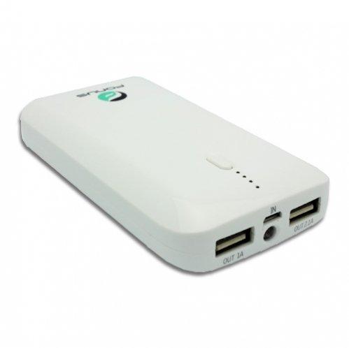 Fonus White 7000mAh Dual USB Portable External Battery Pack Power Bank  Backup Charger for Nokia Lumia 520 521 635 710 810 820 822 925 928 1020  Icon