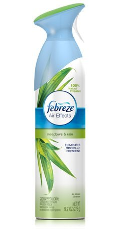 Febreze Air Effects Air Refresher - Meadows & Rain - 9.7 oz - 2 pk