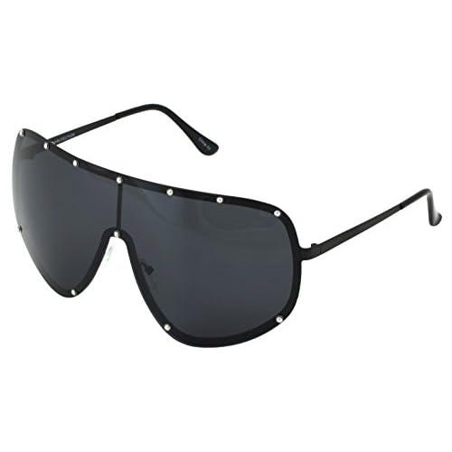 8ed0db52bf Oversize XXL Huge Large Shield Wrap Big Mask Polarized Sunglasses  well-wreapped