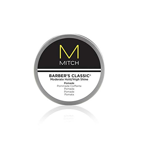 MITCH Barber's Classic Hair Pomade, 3 oz