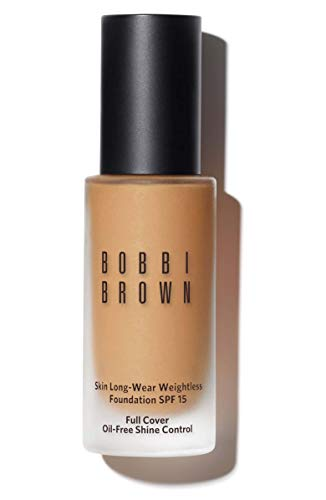 Bobbi Brown Skin Long-Wear Weightless Foundation SPF 15, No. 3 Beige, 1 Ounce