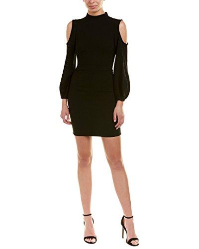 8 Sheath Black Dress Womens Halo Black Tn88gY
