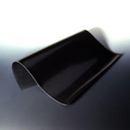 Thomafluid THOMAFLUOR-FPM-Platte mit PTFE-Auflage, Stärke der Trägerschicht: 2 mm, Stärke der Auflage: 0,2 mm, Abmessung: 150 x 150 mm RCT Reichelt Chemietechnik